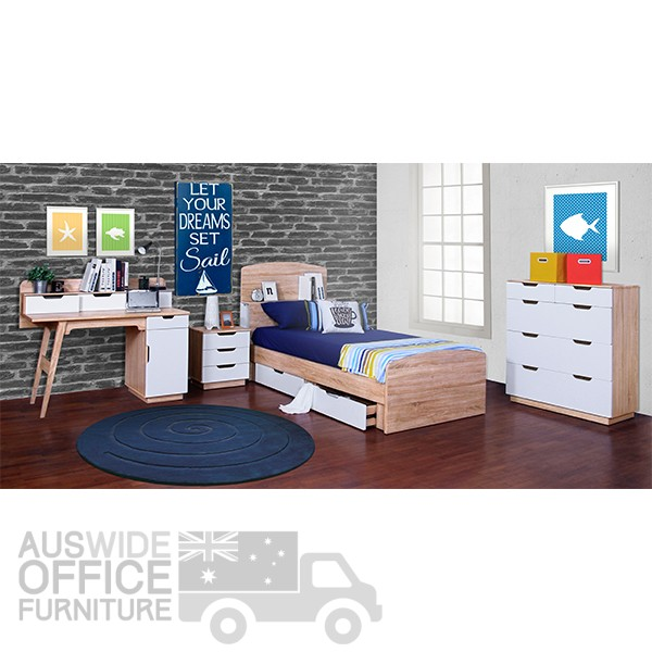 rapidline eco single bed home furniture auswide office