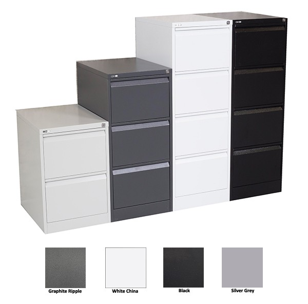 Rapidline Go Steel Filing Cabinet Office Furniture - AUSWIDE ...